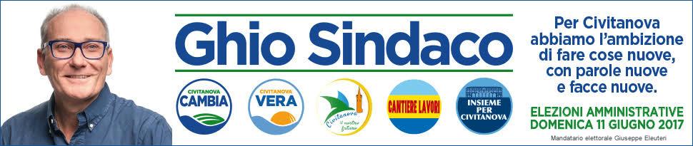 Ghio Sindaco Civitanova Marche