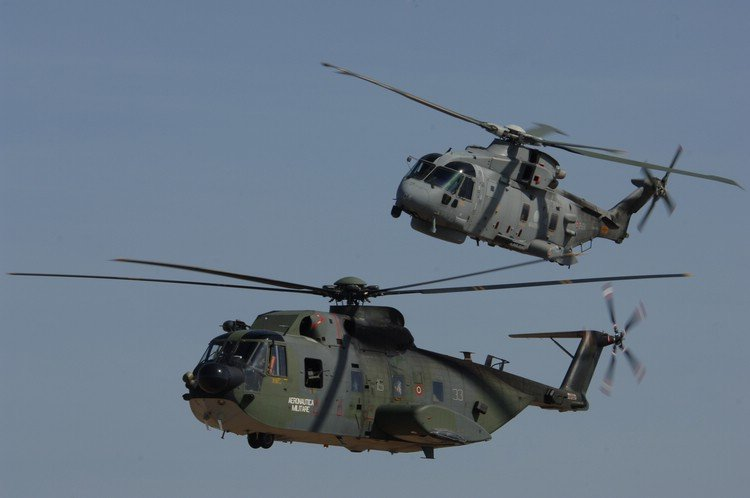 Elicottero Leggero : Precipita un elicottero nel pesarese salvi i due occupanti