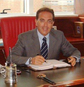 L'avvocato Renato Perticarari