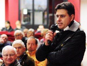 L'avvocato Andrea Marchiori