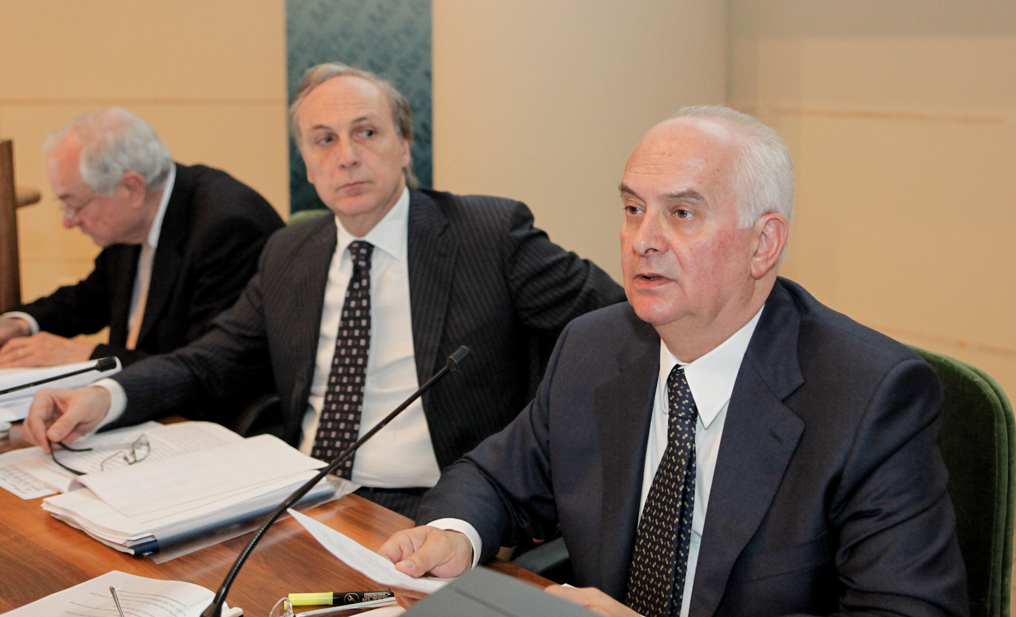 Massimo Bianconi e Michele Ambrosini