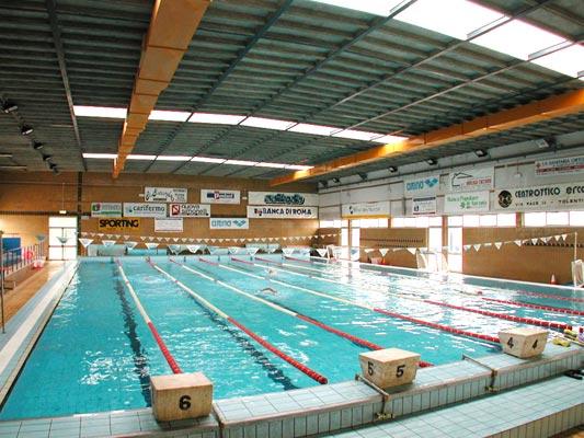 Ripartono i corsi alla piscina comunale di tolentino - Piscina di chiari orari corsi ...