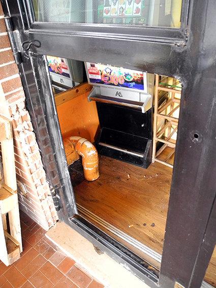 Sventato furto in un bar ferito un carabiniere cronache maceratesi - La finestra rotta ...