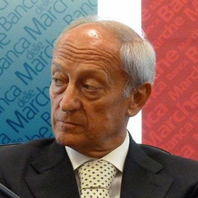 L'ex vicedirettore di Banca delle Marche, Leonardo Cavicchia
