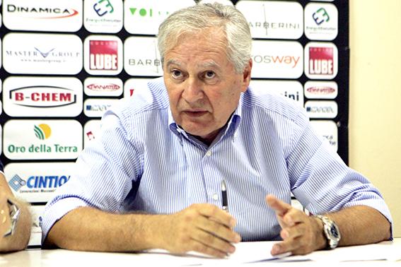 Albino Massaccesi, vicepresidente Lube