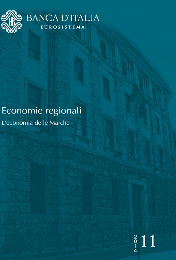 Il report di bankitalia sulle marche la ripresa duratura for Nuovi prestiti immobiliari