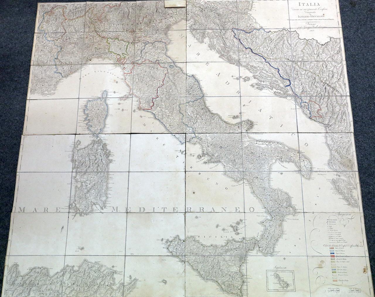 Cartina Dell Italia Marche.Pink Floyd E Il Mistero Della Mappa Il Cartografo Non L Hanno Scelta A Caso Vi Dico Perche Cronache Maceratesi