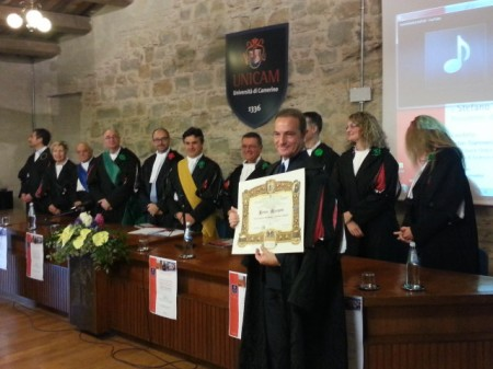 Laurea Honoris Causa Maccagnani (3)