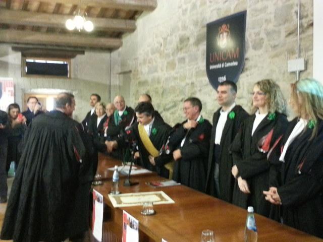 Laurea Honoris Causa Maccagnani (4)