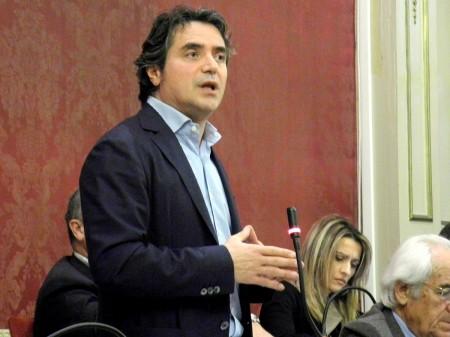 Fabio Pistarelli nella lista per le regionali è stato inserito dopo Barbara Cacciolari, Enzo Marangoni, Ottavio Brini e Simone Livi