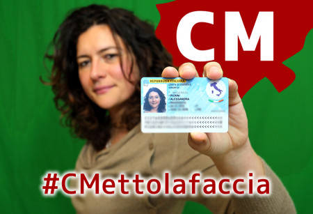 Alessandra #CMettolafaccia