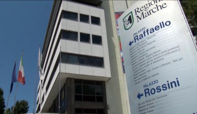 Risultati immagini per Palazzo Raffaello  Giunta Regionale Marche