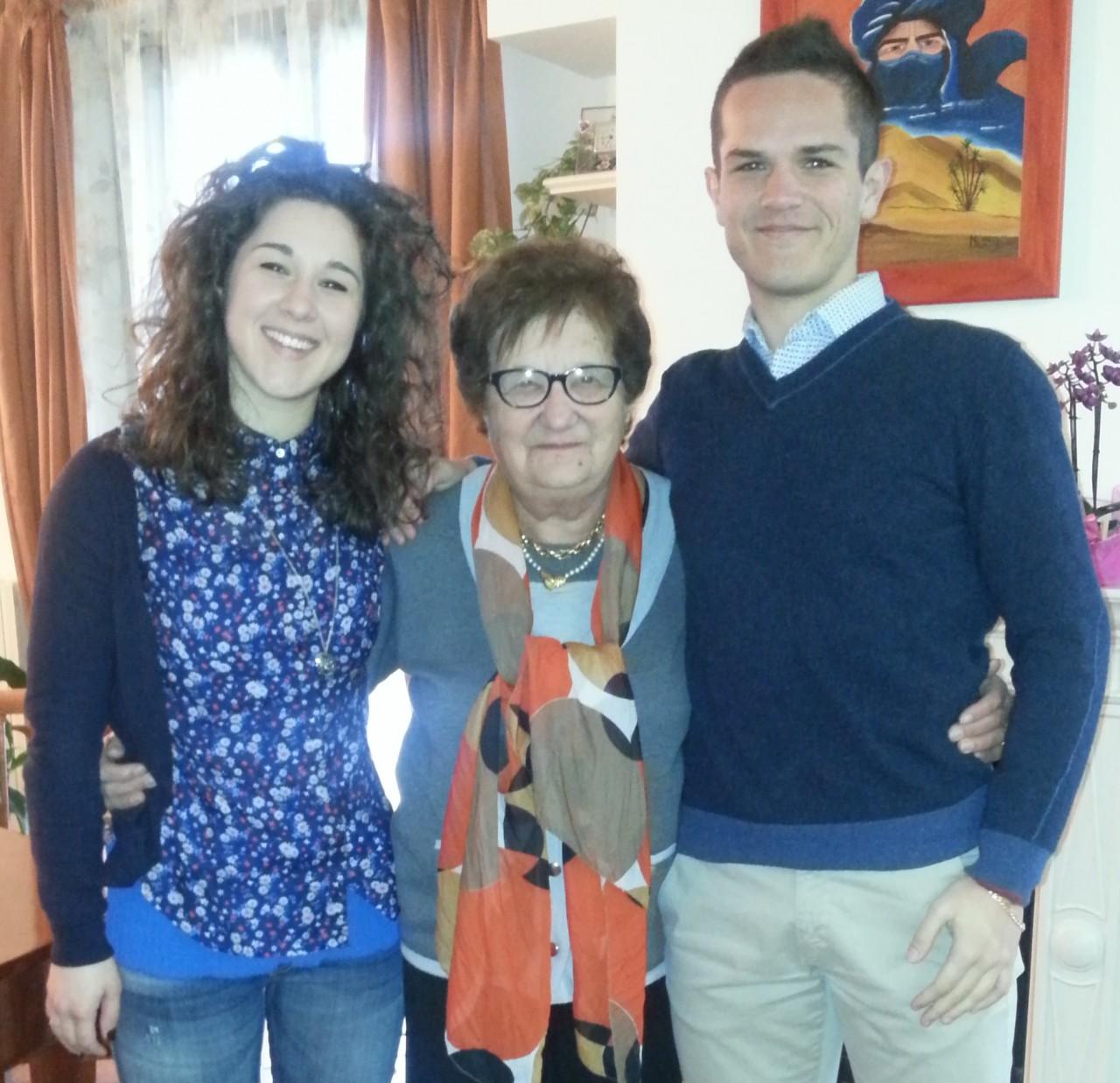 Auguri Per Gli 80 Anni Di Nonna Maria Cronache Maceratesi