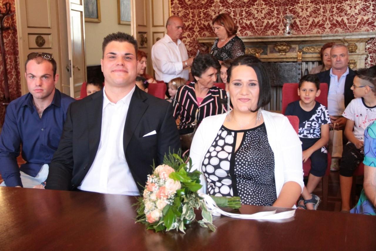 Matrimonio In Comune : Dall albania e dalla puglia con amore la favola di elisa