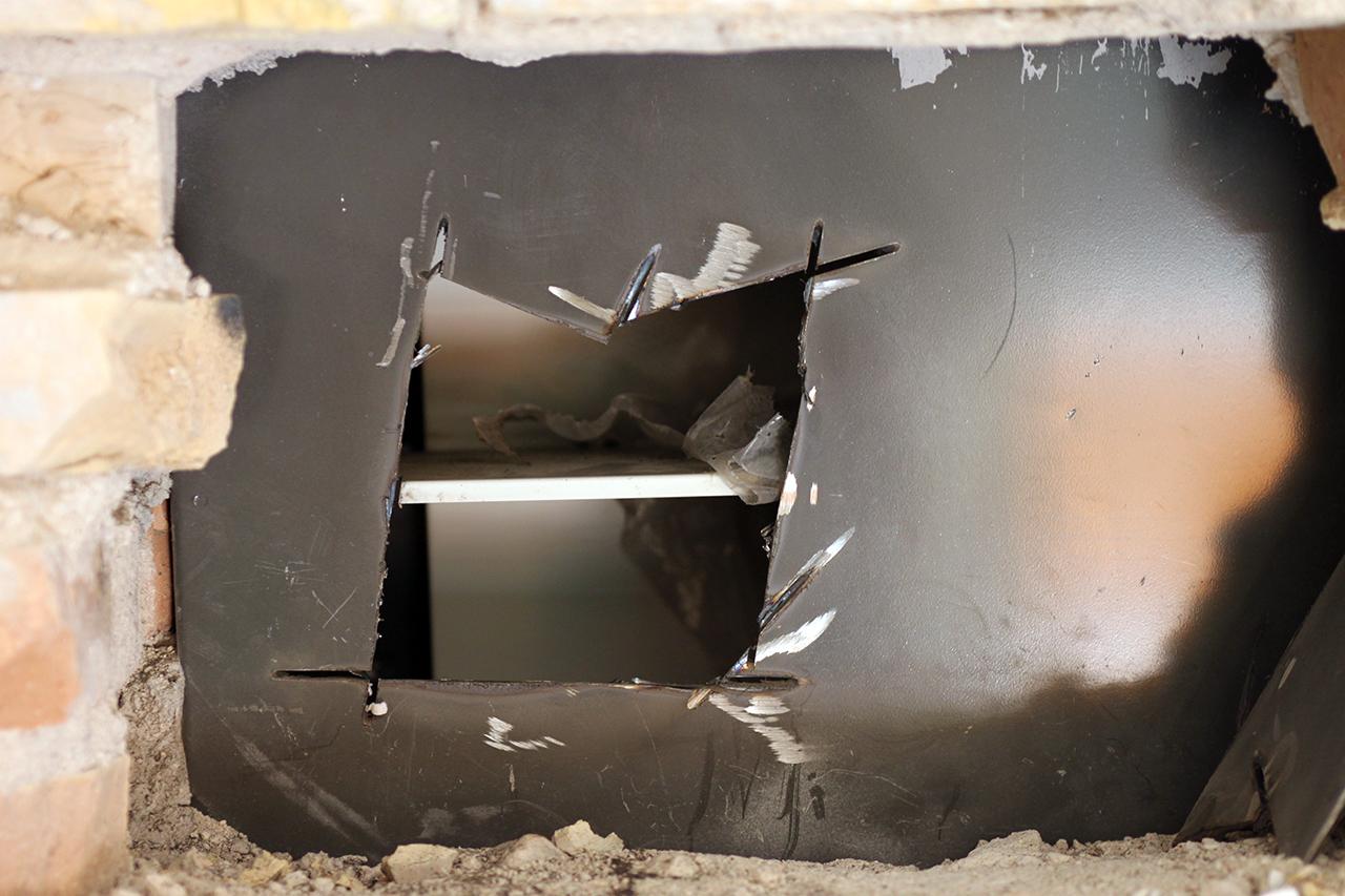La Cassaforte In Casa : Ladri in comune saccheggiate le casseforti cronache