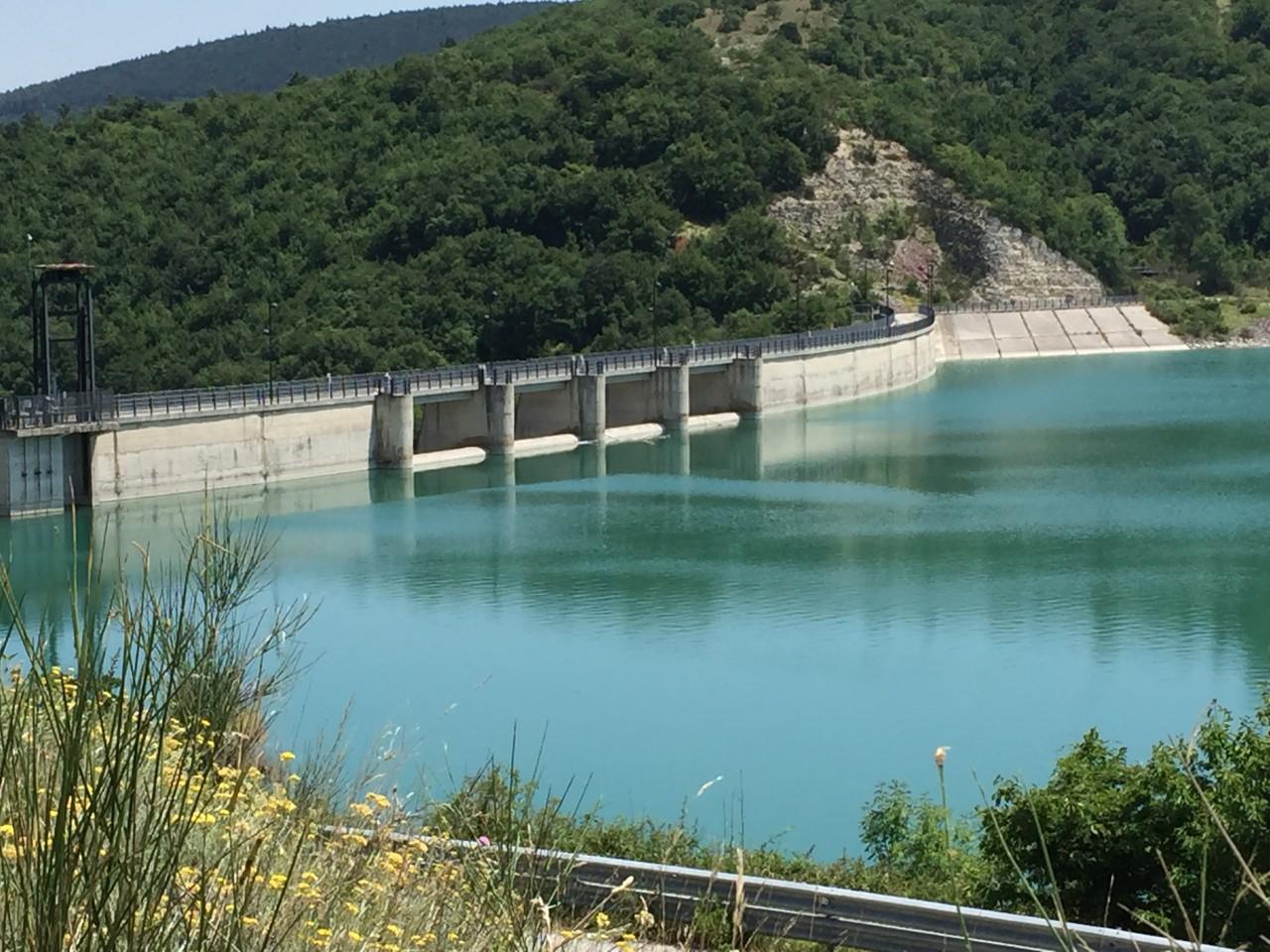 A cingoli nasce il museo del lago cronache maceratesi - Del taglia piscine chiude ...