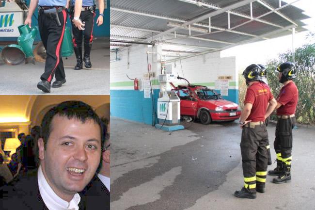 Morto per la bombola esplosa la moglie era uscito per - Bombole metano per casa ...