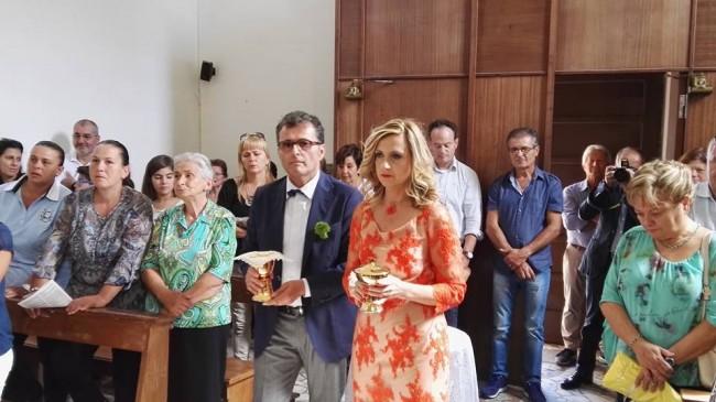 25 anni di matrimonio per giordina e silvano cronache for 25 anni matrimonio