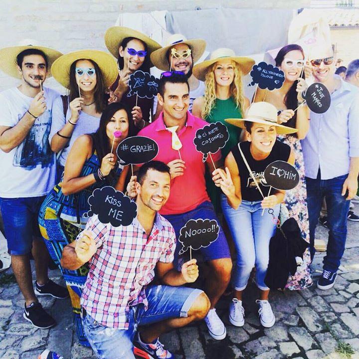 Favorito Matrimonio a sorpresa per 150 invitati   Cronache Maceratesi VM61