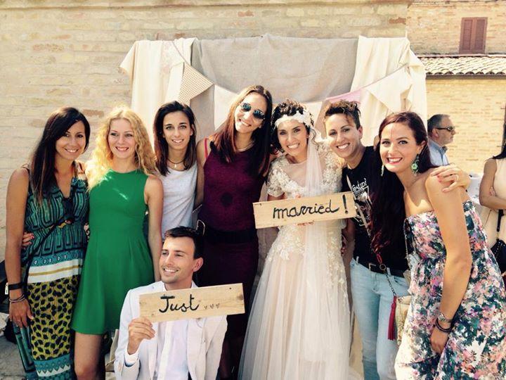 Favoloso Matrimonio a sorpresa per 150 invitati | Cronache Maceratesi RP92