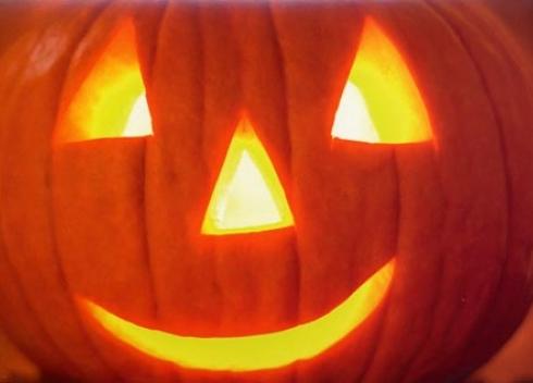 La zucca simbolo di Halloween