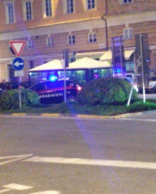 Lite in corso cavour portati via dai carabinieri - Portati al litigio ...