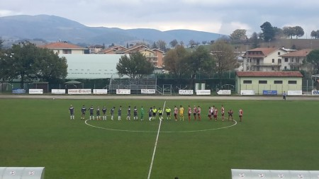 Matelica - Folgore Veregra Coppa Italia