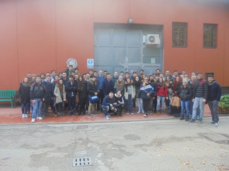 Studenti in visita a San Patrignano: le storie di chi è ripartito ...