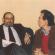 1990 macerata mario pianesi e Umberto Eco