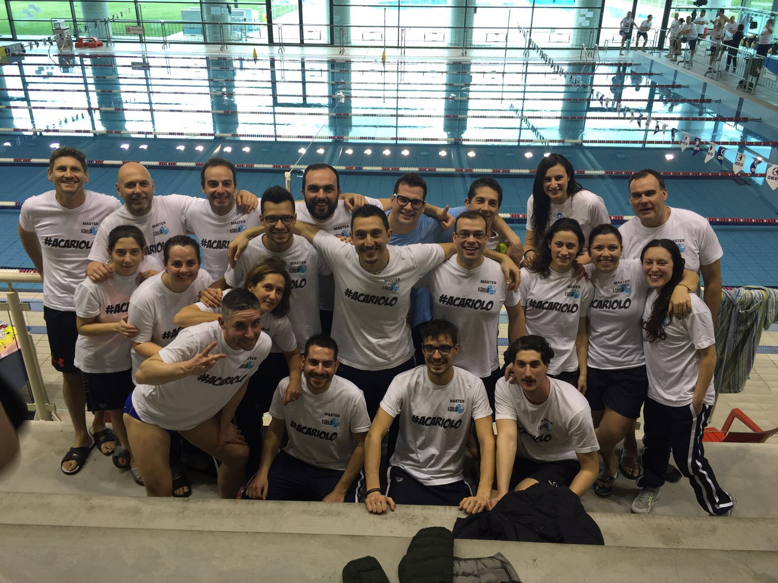 Nuoto Il Grillo Trionfa A Fabriano Cronache Maceratesi