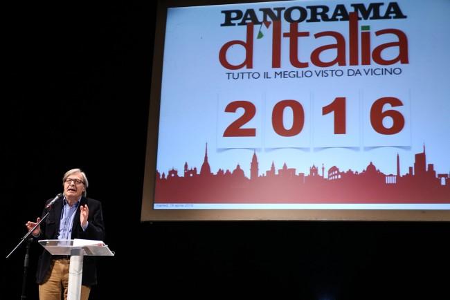 Vittorio Sgarbi Panorama d'Italia Macerata_Foto LB (4)