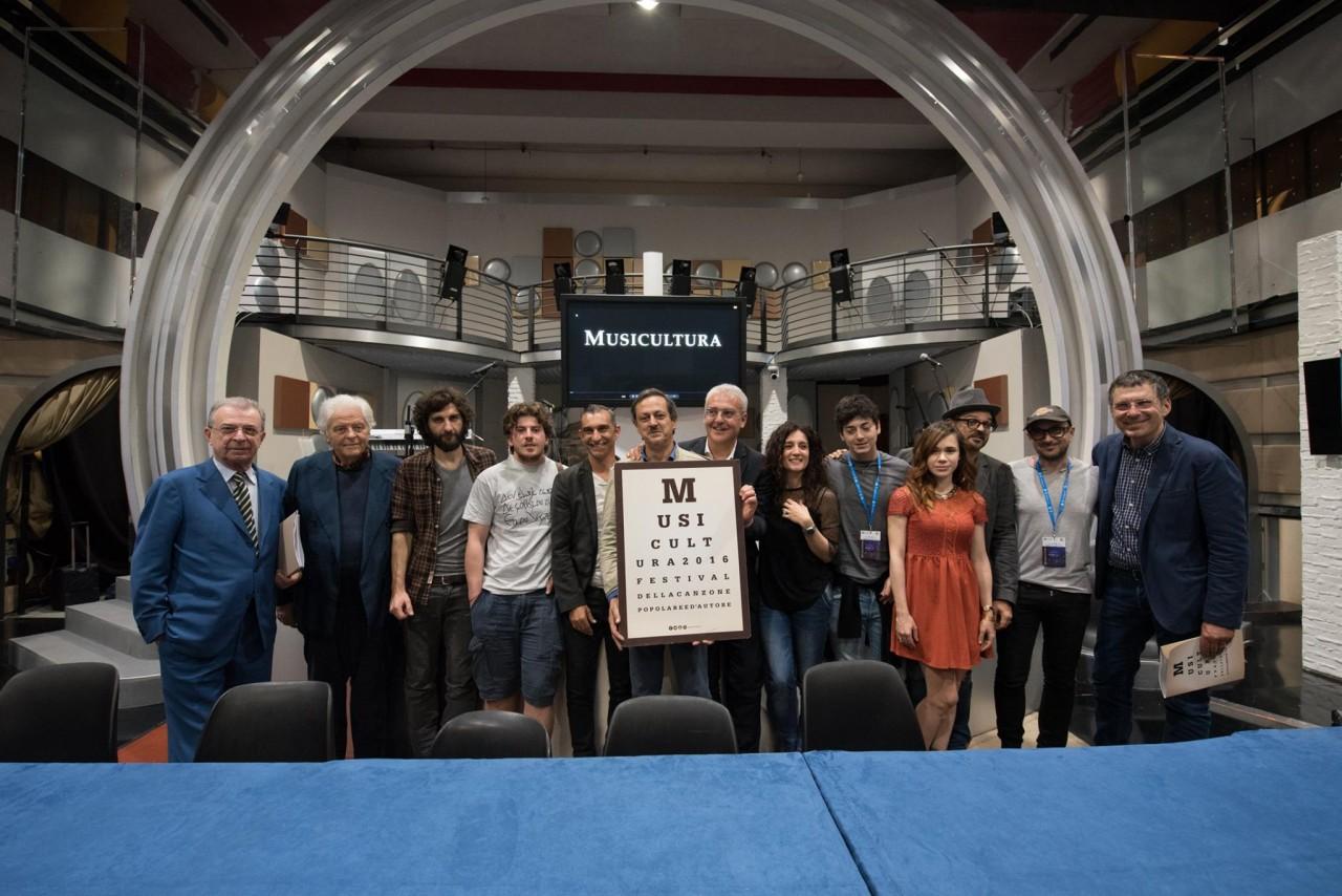 Gli 8 vincitori del Festival Musicultura 2016