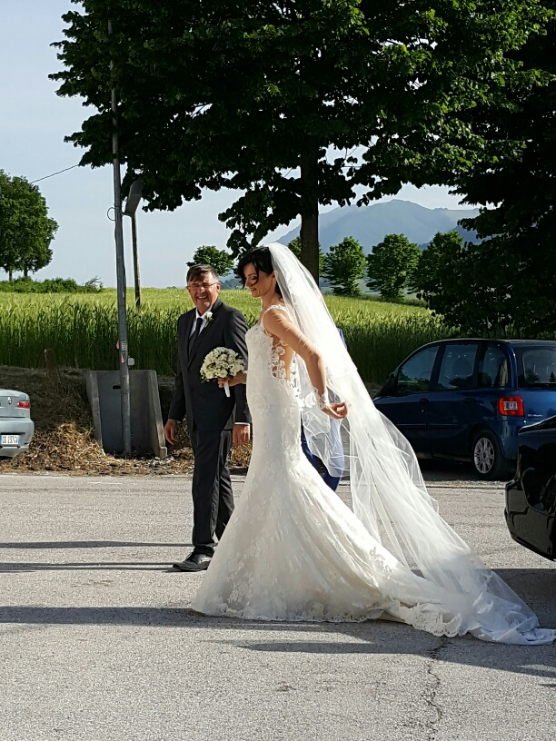 Auguri Matrimonio Vip : Serena ortolani e davide mazzanti un matrimonio sotto