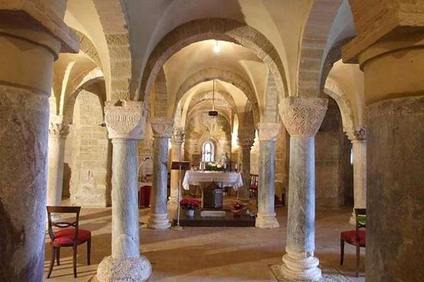 abbazia-di-rambona Cripta