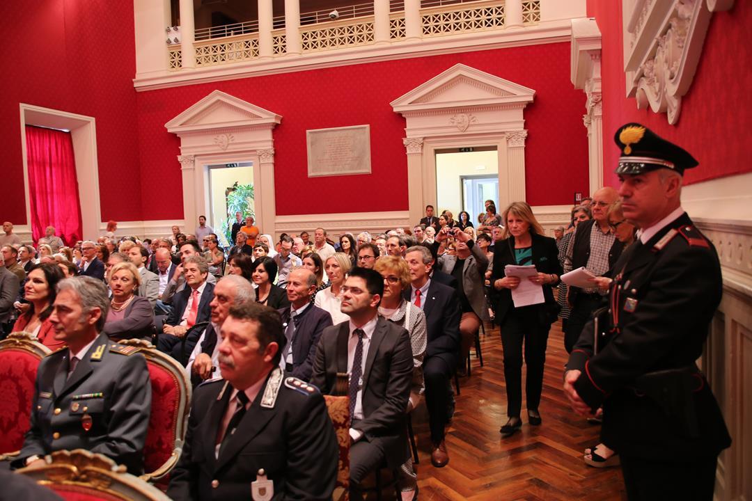 inaugurazione torre civica recanati franceschini fiordomo_Foto LB (11)