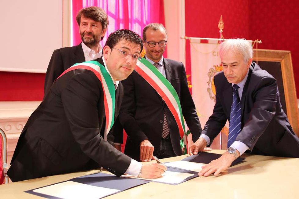 inaugurazione torre civica recanati franceschini fiordomo_Foto LB (19)