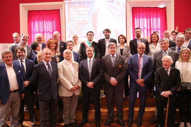 inaugurazione torre civica recanati franceschini fiordomo_Foto LB (20)