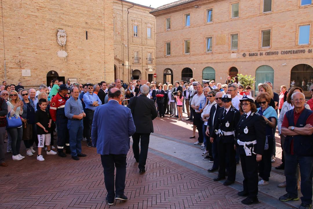 inaugurazione torre civica recanati franceschini fiordomo_Foto LB (22)
