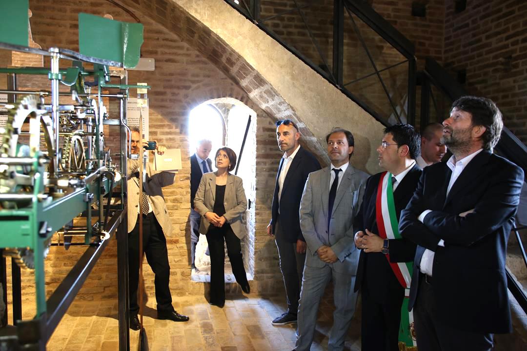 inaugurazione torre civica recanati franceschini fiordomo_Foto LB (27)
