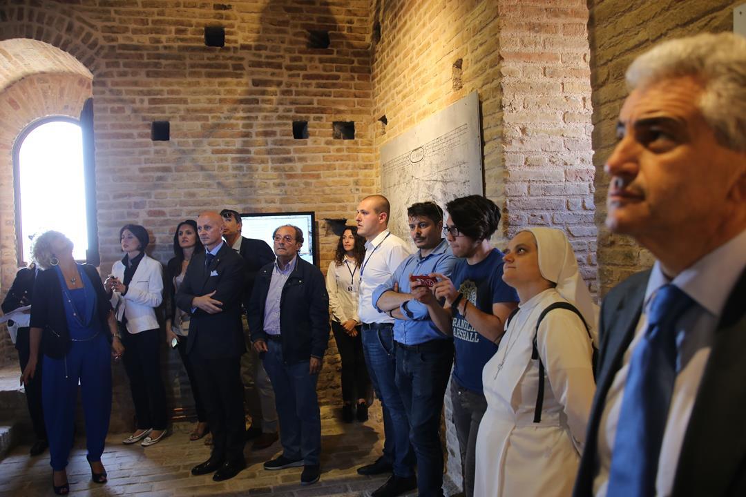 inaugurazione torre civica recanati franceschini fiordomo_Foto LB (32)