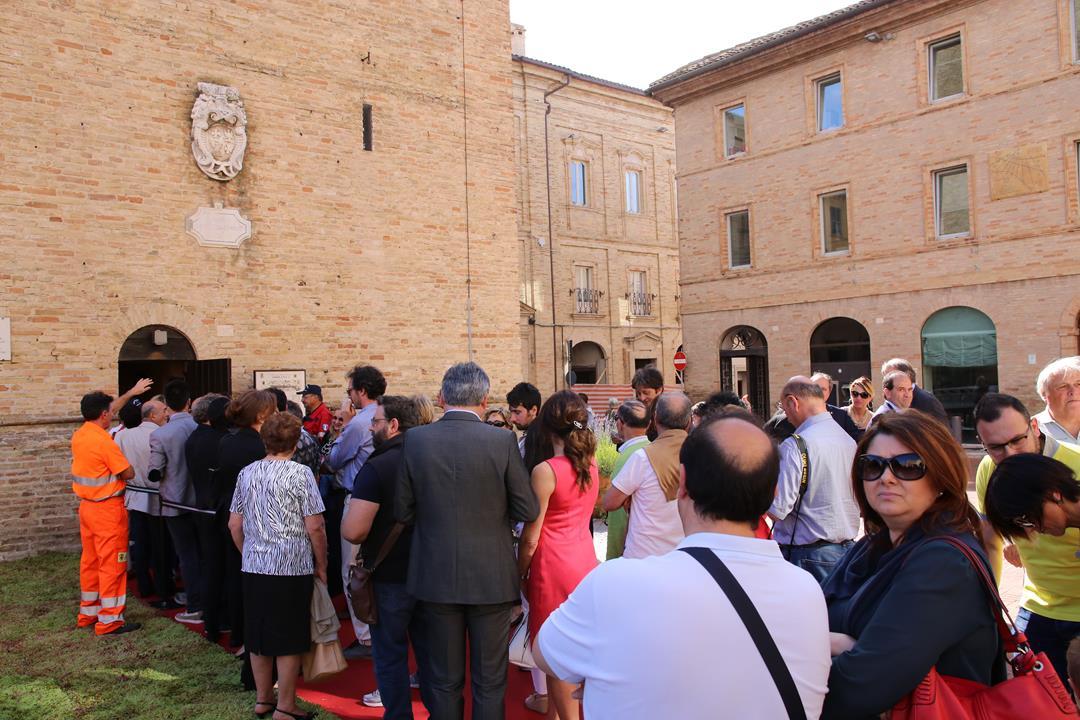 inaugurazione torre civica recanati franceschini fiordomo_Foto LB (36)