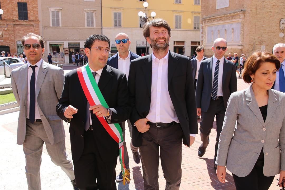 inaugurazione torre civica recanati franceschini fiordomo_Foto LB (4)