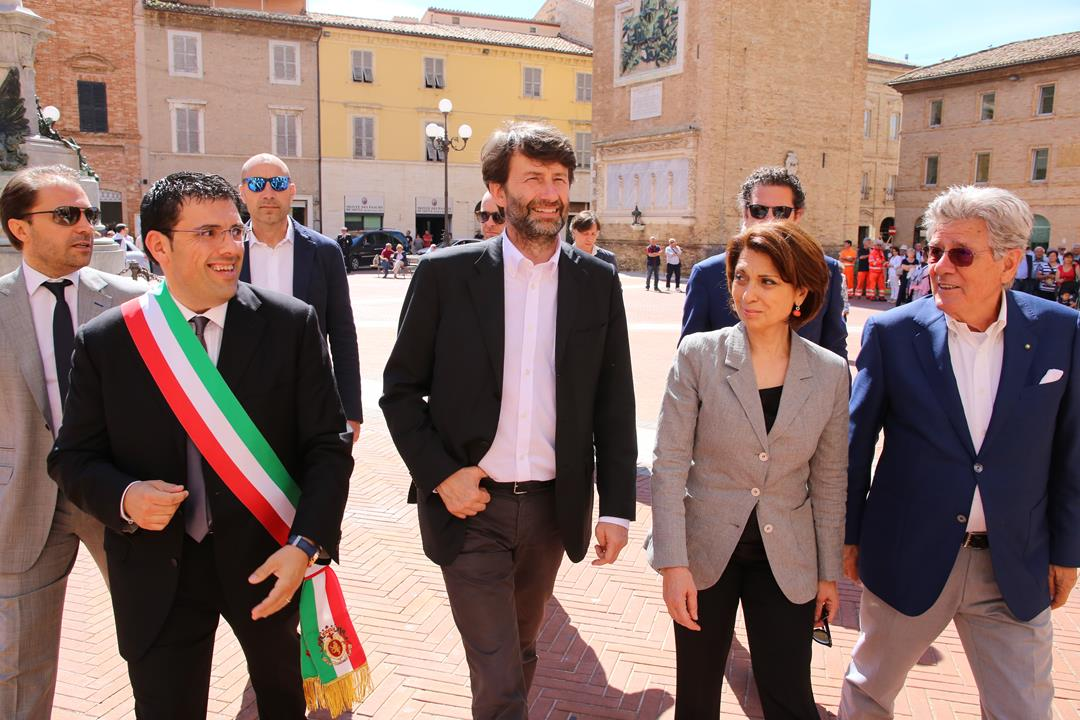 inaugurazione torre civica recanati franceschini fiordomo_Foto LB (5)