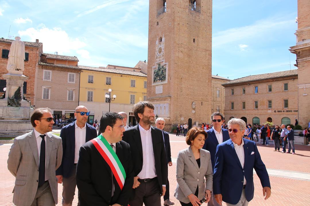 inaugurazione torre civica recanati franceschini fiordomo_Foto LB (6)