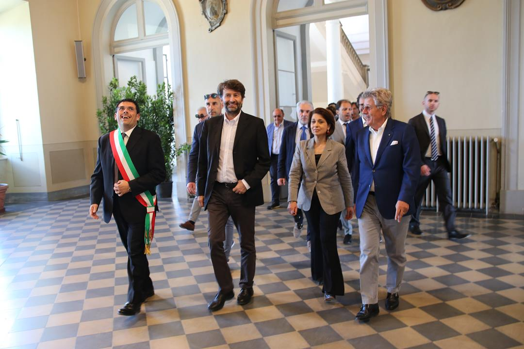 inaugurazione torre civica recanati franceschini fiordomo_Foto LB (8)