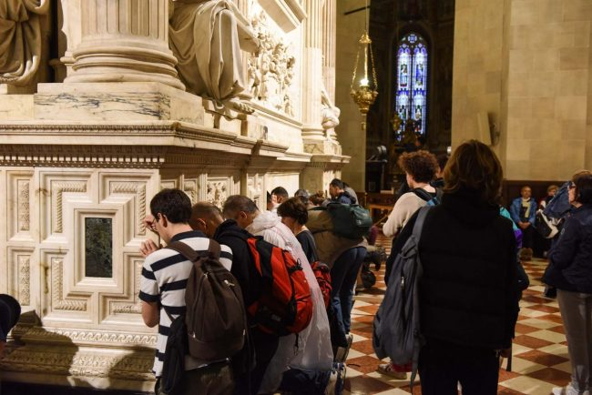 pellegrinaggio 2016 - basilica - loreto - FDM (1)