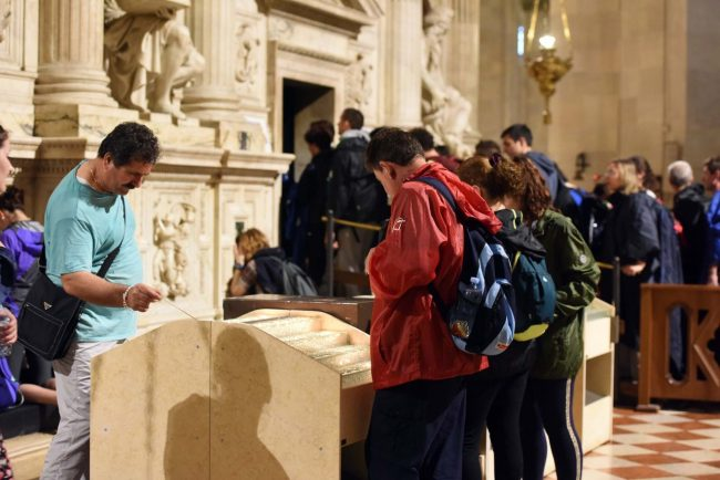 pellegrinaggio 2016 - basilica - loreto - FDM (4)