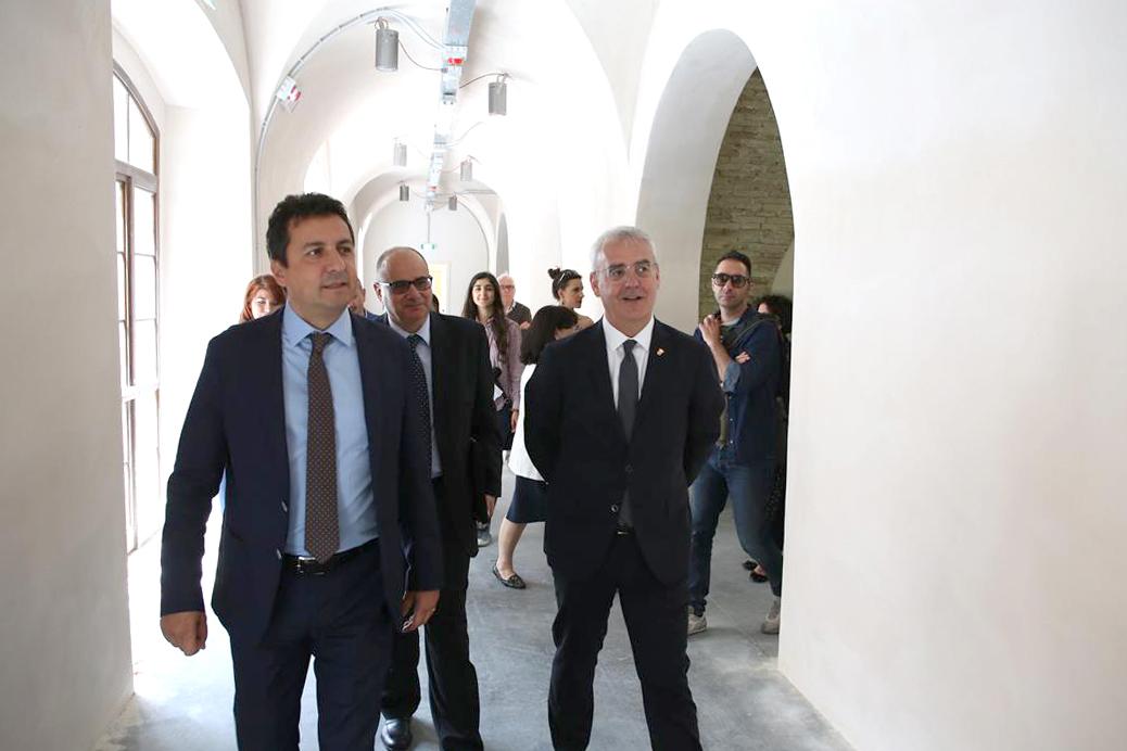 Ristrutturazione Bagno ristrutturazione bagno agenzia entrate : Agenzia delle entrate all'ex papalina, il direttore del Demanio ...