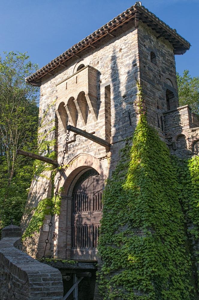 Castello Pallotta ok dopo il sisma: