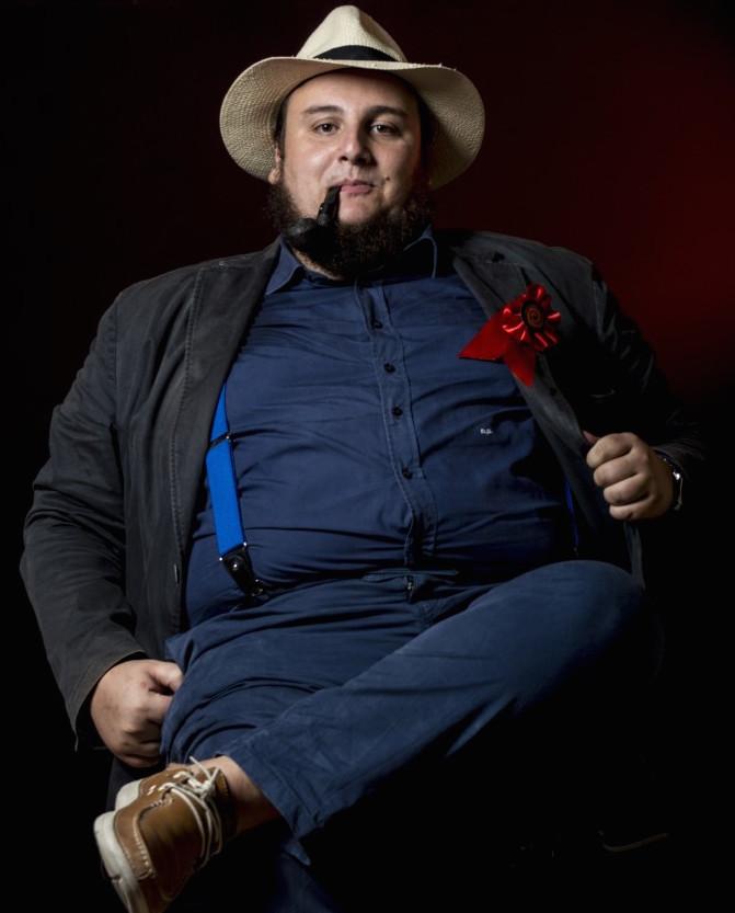 Cowboy con grossi